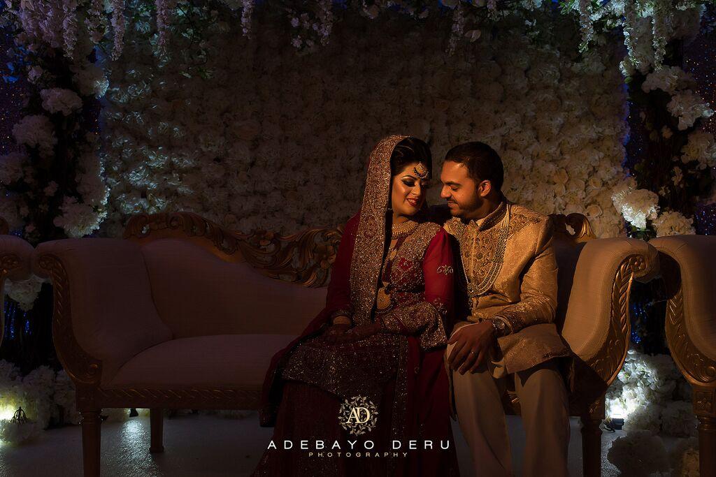 Asif & Faiza – ASIAN WEDDING at Boreham House