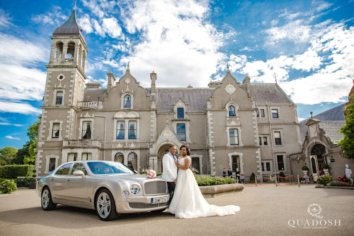 Brenda & Tinashe's: Wedding in Ireland – Killashee House Hotel, Naas